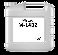Масло моторное М-14в2 кан. 5л
