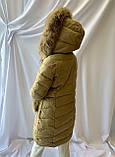 Тёплая зимняя женская куртка, норма, фото 3