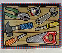 Деревянная рамка - вкладыш MD 1185 инструменты