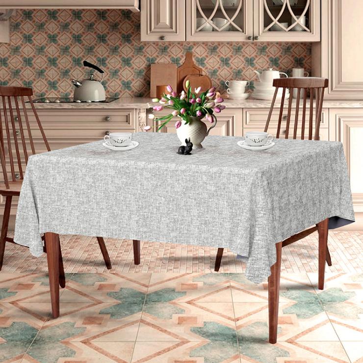 Скатерть на стол для кухни 150х220