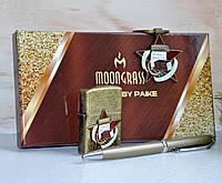 Подарочный набор для мужчины ручка, зажигалка, брелок СССР, фото 1