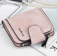Женский Кошелек замшевый Baellerry Forever Mini, женский клатч,портмоне,подарок на новый год,подарок