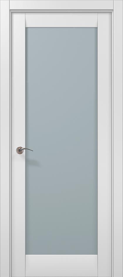 Двері Папа Карло, Millenium, модель ML-00. Полотно+коробка+1к-т лиштв