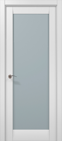 Двері Папа Карло, Millenium, модель ML-00. Полотно+коробка+1к-т лиштв, фото 2