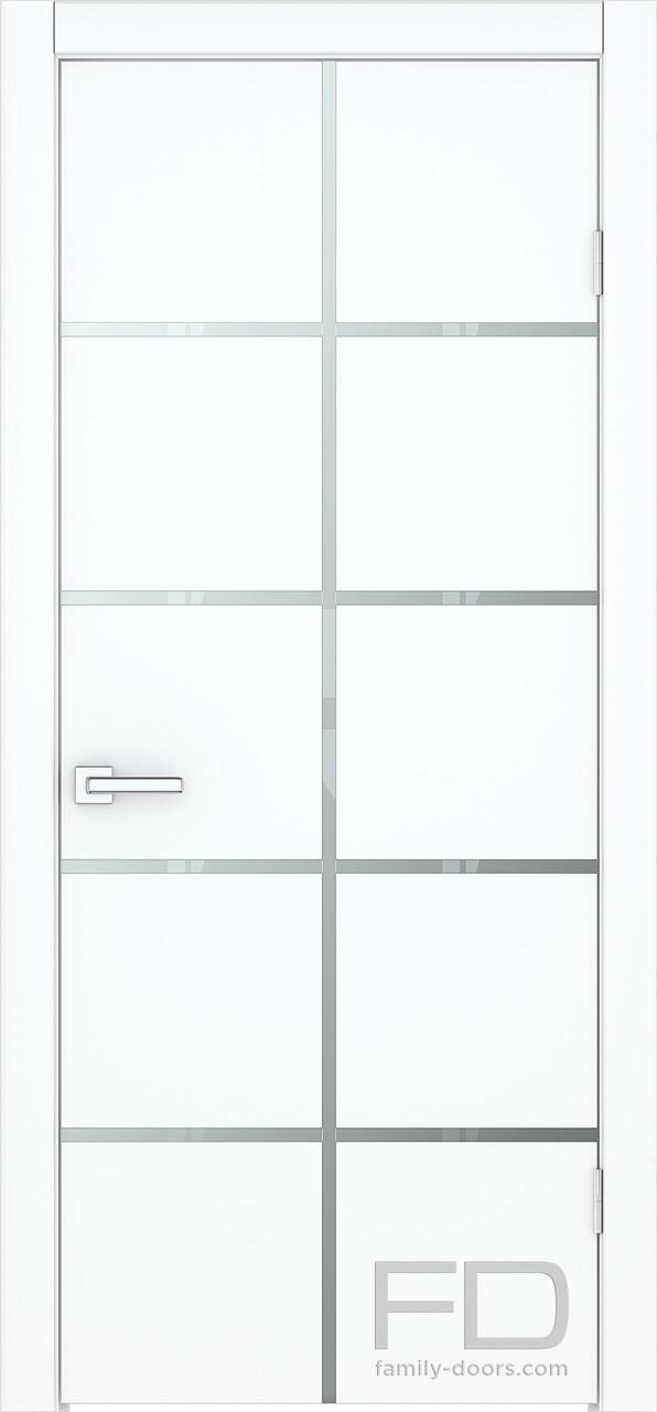 Межкомнатные двери Hi-Tech 5 (Эмаль)
