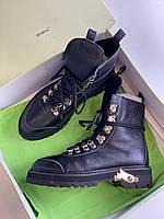 Зимові жіночі черевики OFF WHITE (репліка), фото 1