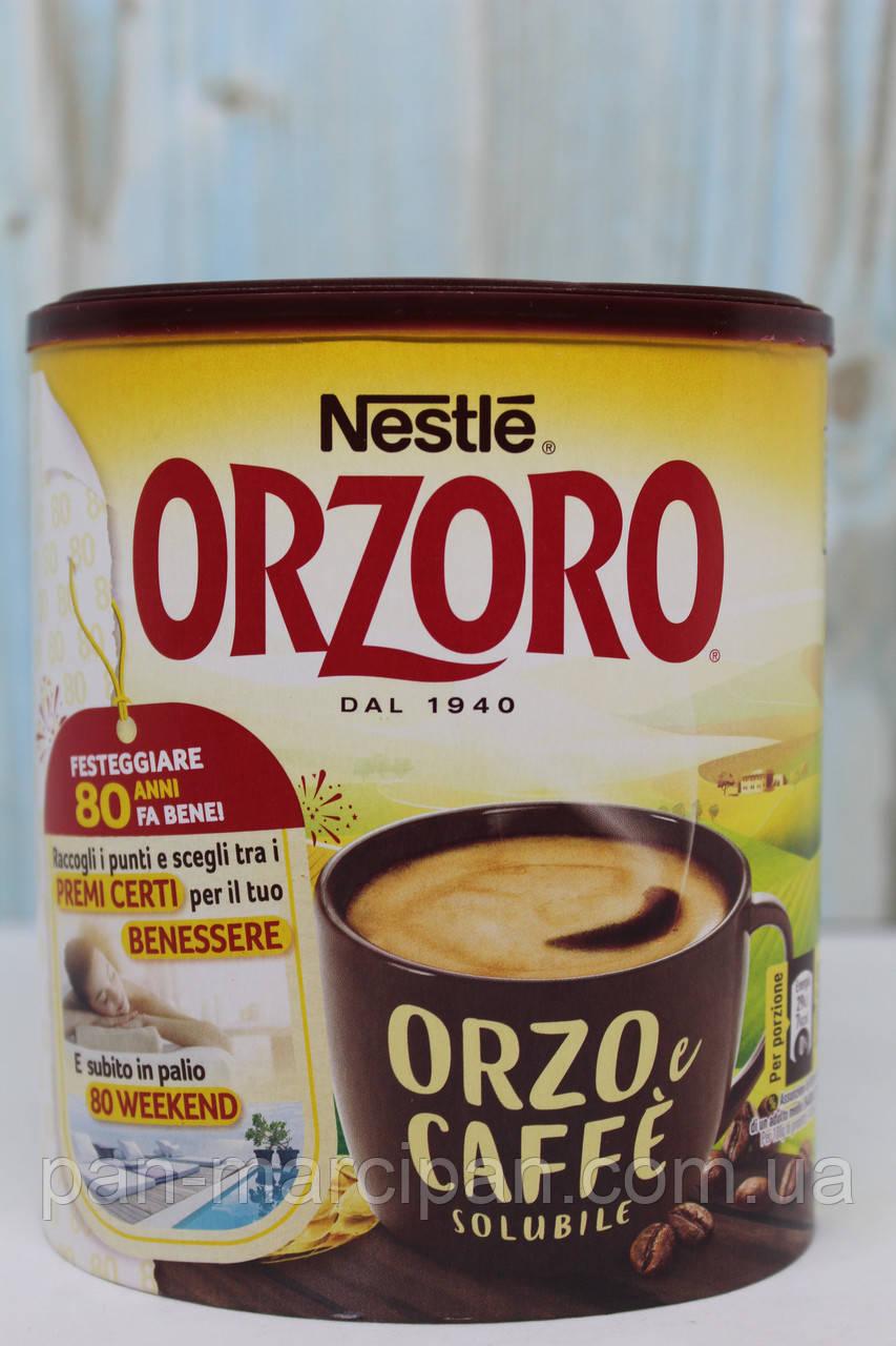Ячмінний напій Orzoro Nestle (orzo e caffe) 120g Італія