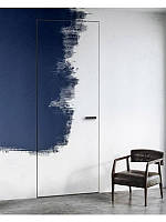 Міжкімнатні приховані двері Invisible під фарбування