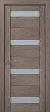 Двері Папа Карло, Полотно+коробка+ 1 до-т лиштви, Millenium, модель ML-03, фото 3
