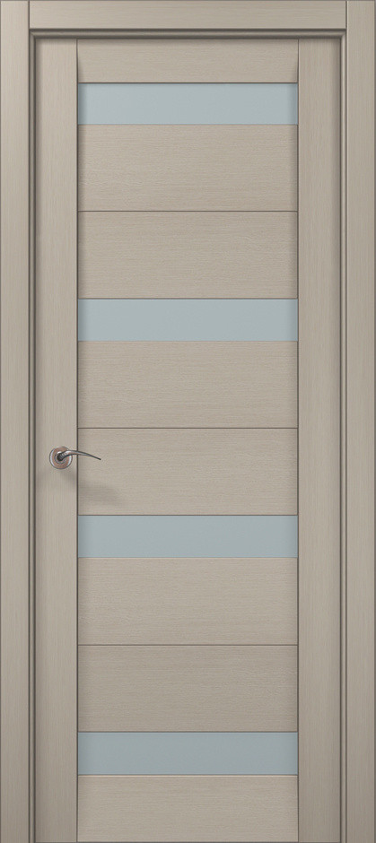 Двері Папа Карло, Полотно+коробка+ 1 до-т лиштви, Millenium, модель ML-03