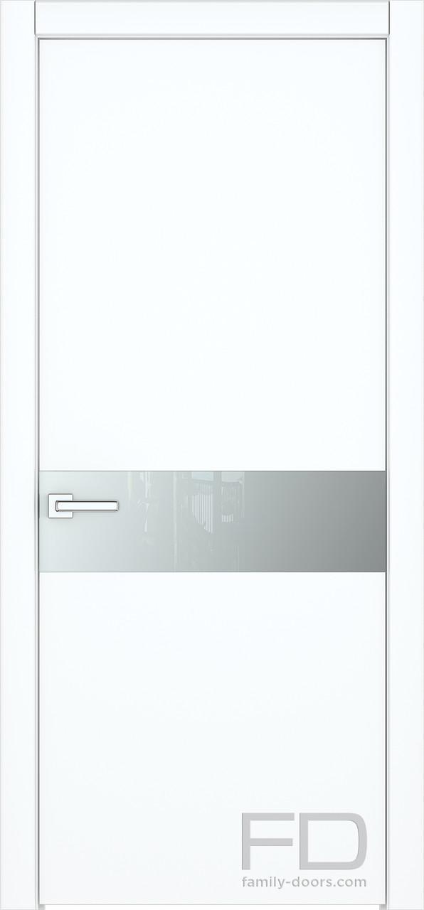 Межкомнатные двери Hi-Tech 7 (Эмаль)