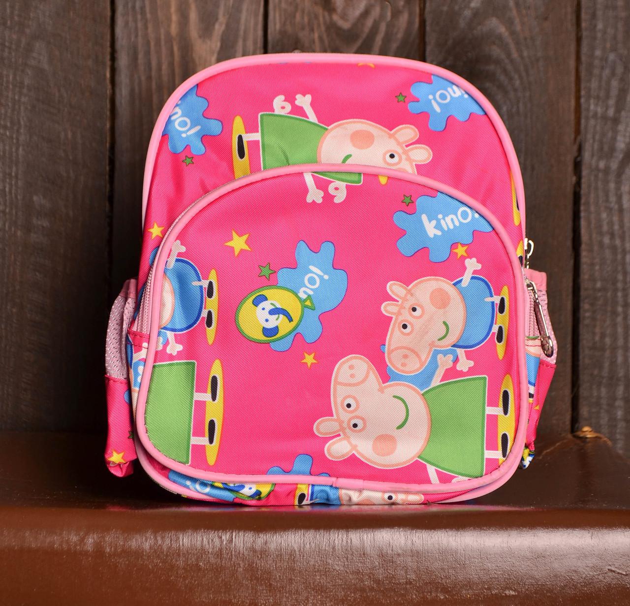 Рюкзак дошкольный 0091 Peppa для девочек