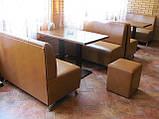 Изготовление диванов для кафе, баров, ночных клубов, кофеен, фото 2