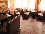 Изготовление диванов для кафе, баров, ночных клубов, кофеен, фото 4