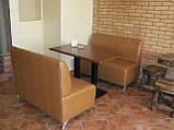 Изготовление диванов для кафе, баров, ночных клубов, кофеен, фото 5
