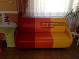 Диван для детской комнаты, садика, кафе с подлокотниками, фото 3
