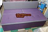 Диван для узкой и длинной комнаты с ящиком + спальным местом 1800х600х850мм, фото 5