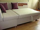 Кухонный уголок = кровать ткань ПЕРЛ-ВЕЛЮР, фото 2