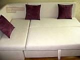 Кухонный уголок = кровать ткань ПЕРЛ-ВЕЛЮР, фото 3