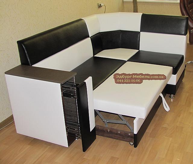 Кухонный уголок Инь-Янь + спальное место 1900х1200мм