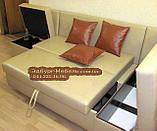 Кухонный уголок = кровать ткань + кресло с нишей, фото 2
