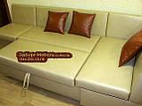 Кухонный уголок = кровать ткань + кресло с нишей, фото 3