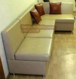 Кухонный уголок = кровать ткань + кресло с нишей, фото 5