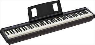 Цифрове піаніно Roland FP10 BK, без стійки