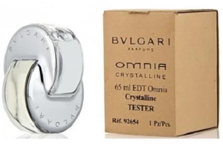 Тестер женский Bvlgary Omnia Crystalline, 65 мл