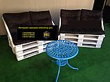 Комплект подушек для мебели из поддонов с прошивкой, фото 2