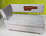 Диван для кухни Экстерн 1800х600х850мм антикот, фото 4