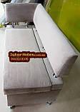 Диван для кухни Экстерн 1800х600х850мм антикот, фото 7