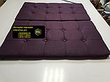 Подушки для прихожей с прошивкой, фото 4