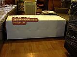Пуф с прошивкой для магазина или дома, фото 7