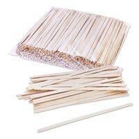 Розмешуватель деревяный 12 см 800 шт/уп