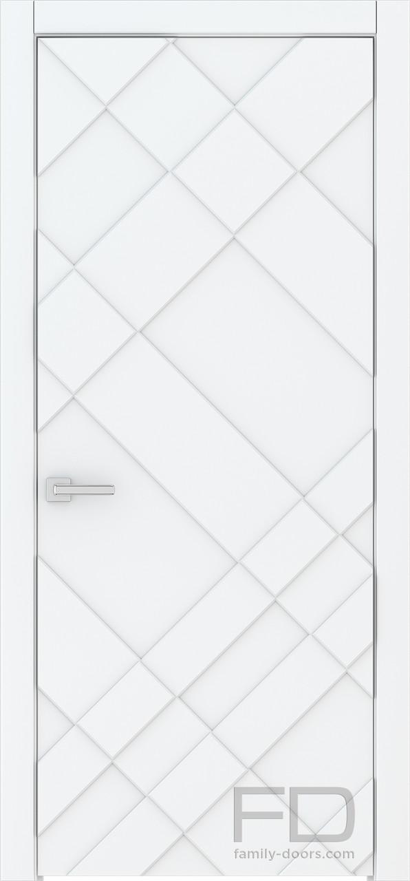 Межкомнатные двери 3D 3