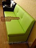 Салатовый диван для офиса, фото 3