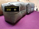 Подушка для дивана 600х500мм наполнитель холлофайбер, фото 2