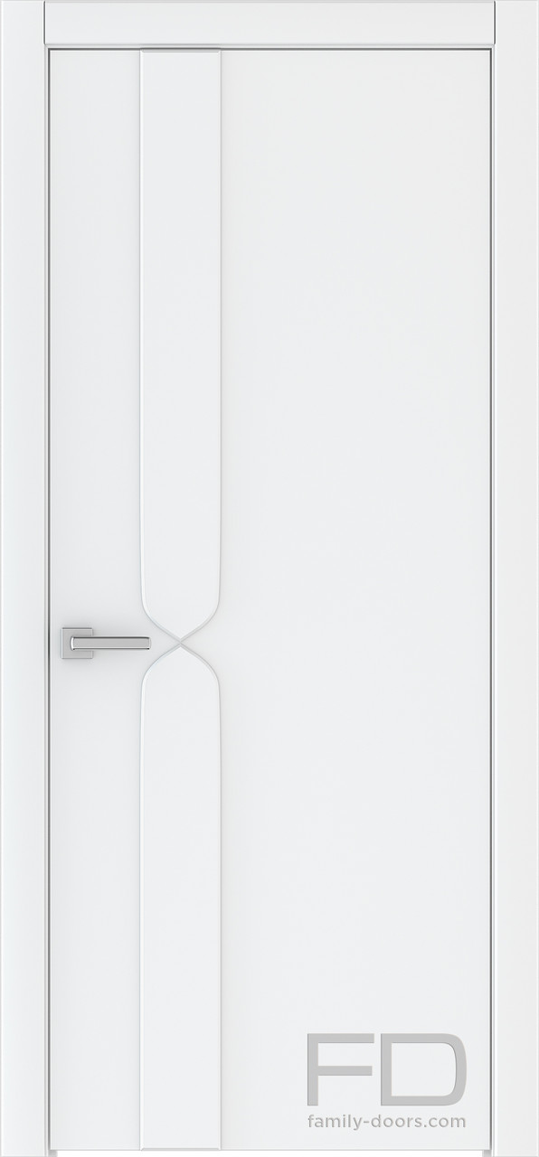Межкомнатные двери 3D 6