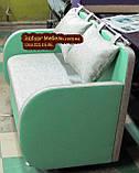 Диван для кухни с подлокотниками Комфорт 120х60см., фото 3