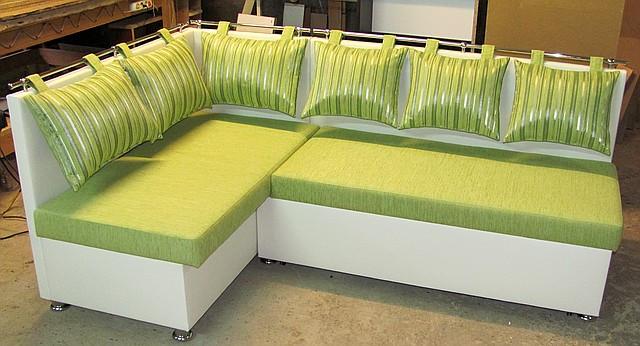 Кухонный уголок со спальным местом, мягкая мебель для кухни от производителя