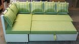 Кухонный уголок со спальным местом, мягкая мебель для кухни от производителя, фото 3