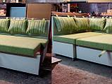 Кухонный уголок со спальным местом, мягкая мебель для кухни от производителя, фото 4