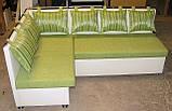 Кухонный уголок со спальным местом, мягкая мебель для кухни от производителя, фото 5