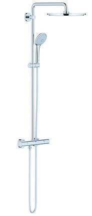 Euphoria XXL System 310 Душевая система с термостатом для настенного монтажа, фото 2