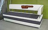 Диван для кухни Экстерн со спальным местом 1900х650х850мм, фото 2