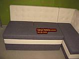 Кухонный уголок = кровать для узкой кухни глубина всего 55см., фото 2