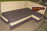 Кухонный уголок = кровать для узкой кухни глубина всего 55см., фото 3
