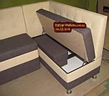 Кухонный уголок = кровать для узкой кухни глубина всего 55см., фото 5