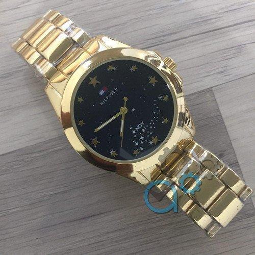 Tommy Hilfiger 6501 TM Gold-Black